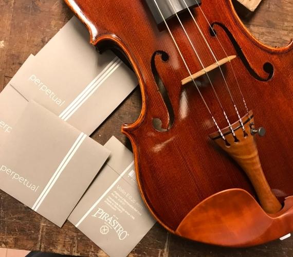 Set Pirastro Perpetual per violino
