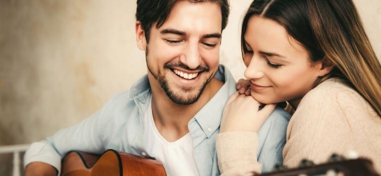 A San Valentino regala musica