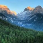 dolomiti di Brenta: i suoni delle dolomiti